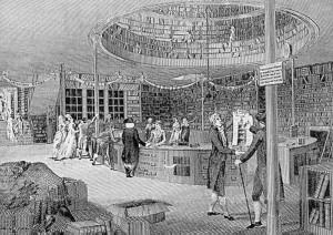 Lackington bookshop London